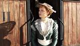 Lea Seydoux in Diary of a Chambermaid.