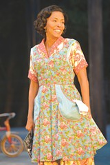 KEVIN BERNE - Margo Hall as Rose Maxson.