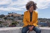 SHAR G. - MicahTron has held it down for years as one of the Bay Area's most prominent queer, female rappers.