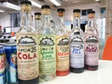 ROXANNE PASIBE - A mix of offerings from Alameda Point Craft Soda Co.