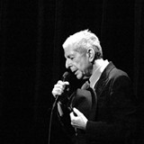 LEONARD COHEN/COURTESY WIKICOMMONS
