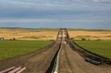 TONY WEBSTER/CREATIVE COMMONS - Dakota Access Pipeline.
