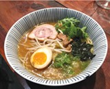 AS B-DAMA (VIA FACEBOOK) - The ramen is available during dinner hours Mon.–Thu.