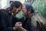 Andrew Garfield and Shin'ya Tsukamoto commiserate in Silence.