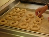 PHOTO COURTESY OF BAKE YOUR OWN AMAZING BAGELS - Learn each step of the bagel-making process.
