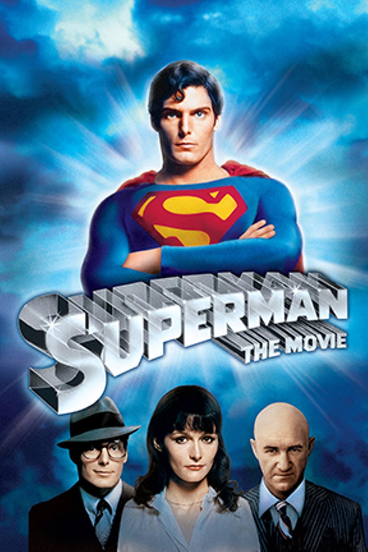 Superman Filmreihe