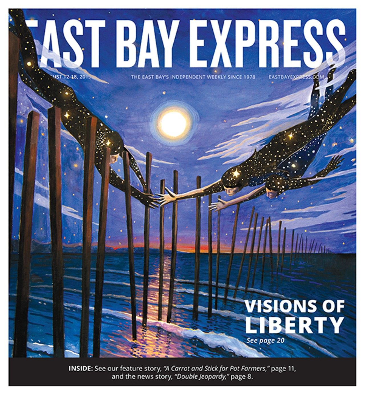 Letters for the Week of August 26, 2015 | East Bay Express