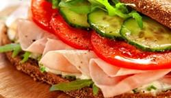 Anula's also serves deli sandwiches.