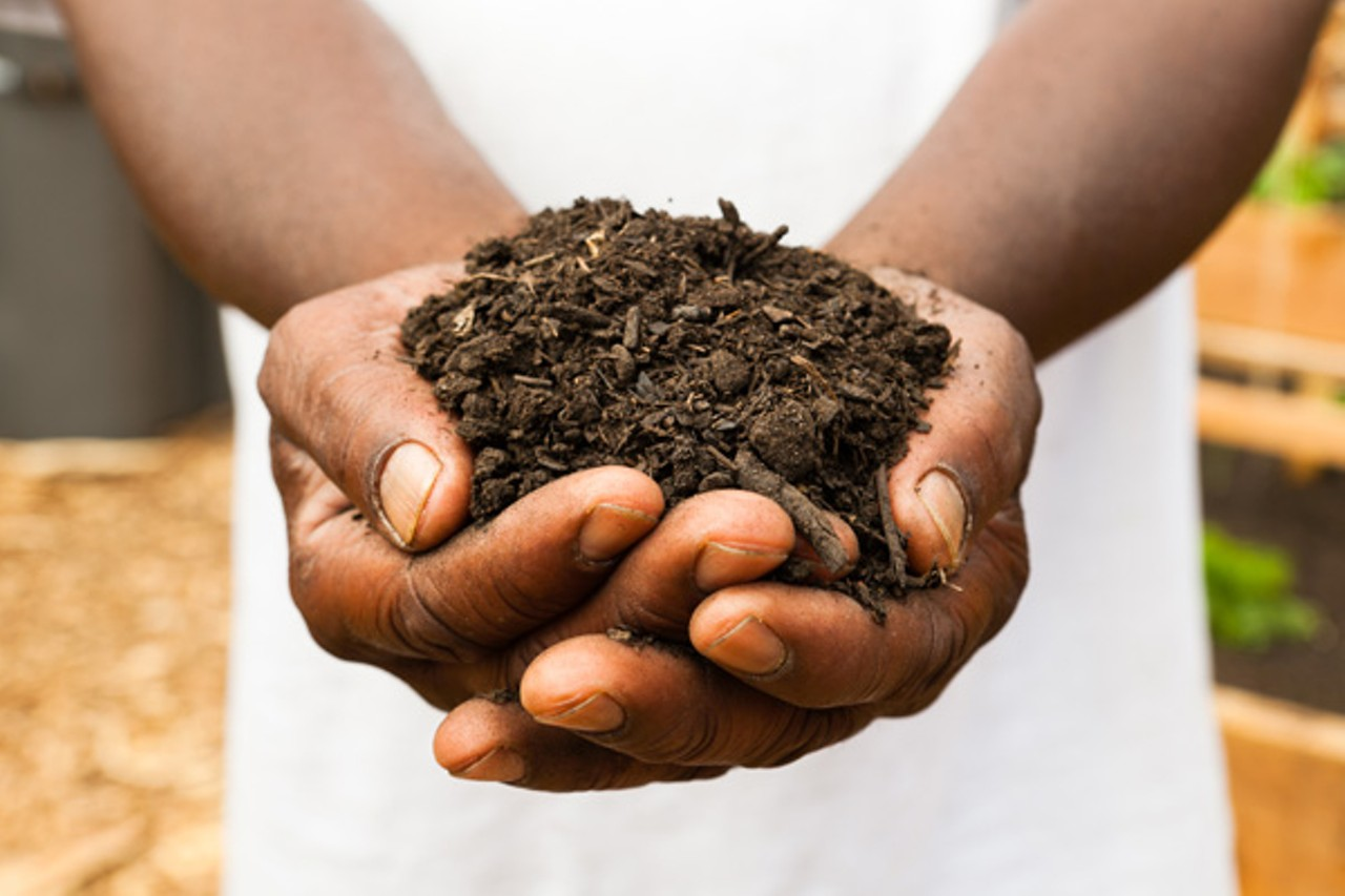How safe is your soil east bay express for Soil xchange
