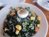 Vera Ciammetti's kale salad at Guest Chef.