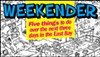 Weekender: This Weekend's Top Five Events (3)