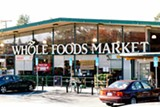 ERIKA PINO - Whole Foods Market on Telegraph Avenue in Berkeley received a two-star rating.