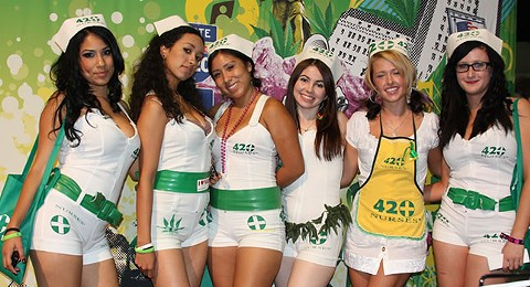 California's 420 nurses decrease the legitimacy of medical marijuana in the eyes of the police and encourage non-compliance with state law, research indicates. - 420NURSES.COM