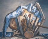 "DEWITT CHENG - William Harsh's ""Ice Age."""