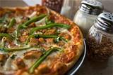 CHRIS DUFFEY - Winning combo: Chicken tikka pizza.