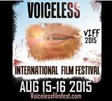 www.Voicelessfilmfest.com