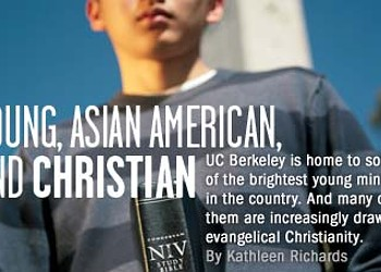 Young, Asian American, and Christian