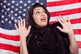 ANDRIA LO - Zahra Noorbakhsh has a tart sense of humor.