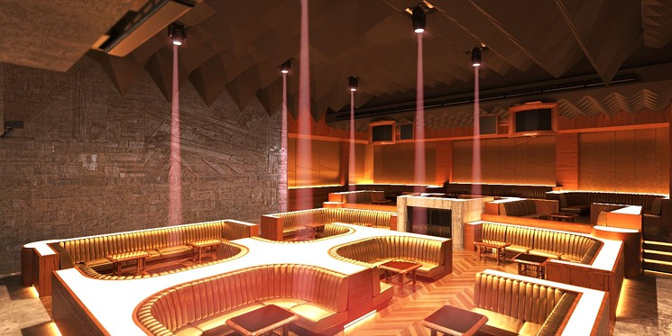 """WYLD CHLD is for a """"discerning"""" clientele. - RENDERING BY DIZON COLLECTIVE"""