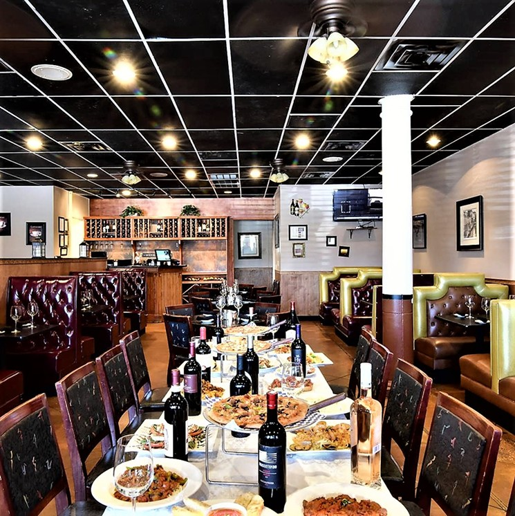 Will the original Adriatic Cafe keep its old school charm? - PHOTO BY THE ADRIATIC CAFE
