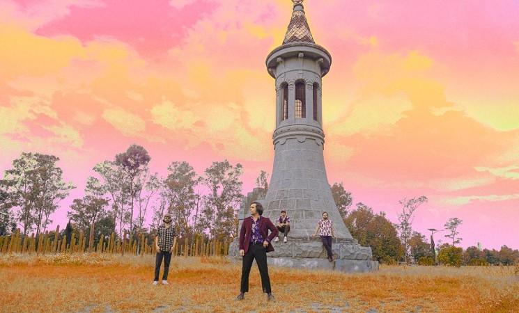 Enjambre's English-language EP Ambrosia debuts September 30 - PHOTO BY ERIC BUCCAN, COURTESY OF ROCIO GUTIERREZ MARKETING & PR