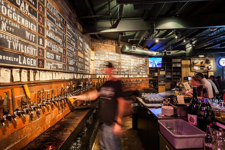 Hay Merchant's taps will run dry at the end of 2021. - PHOTO BY JULIE SOEFER PHOTOGRAPHY