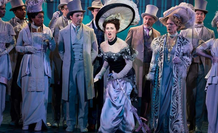 There's a lot to like about this Lincoln Center Theater production of My Fair Lady, now at the Hobby Center. - PHOTO BY © JOAN MARCUS