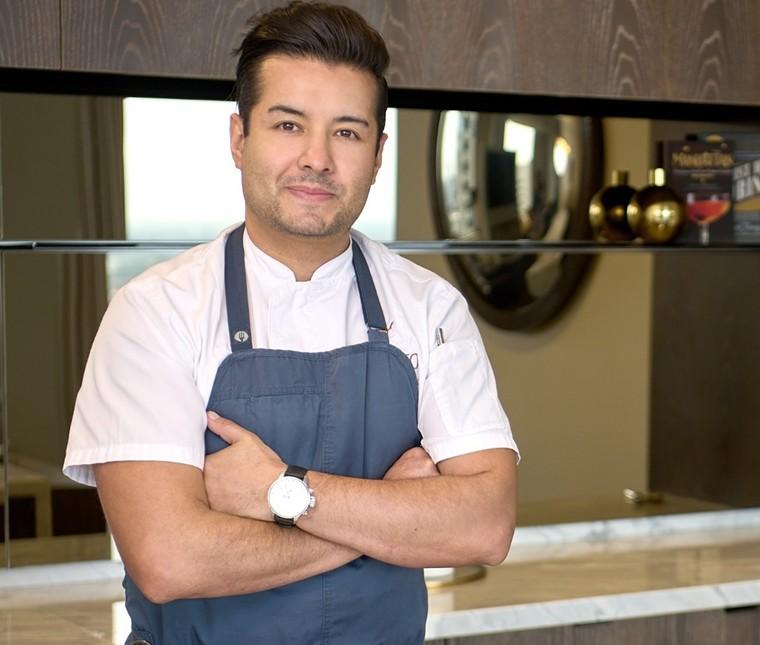Chef Rafael Villalpando joins Toro Toro Houston. - PHOTO BY CHARLIE HORSE PHOTOGRAPHY