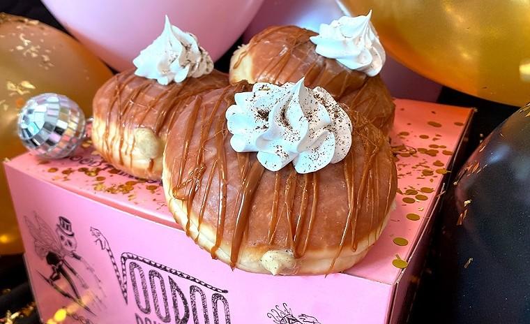 Eat a doughnut for a good cause. - PHOTO BY VOODOO DOUGHNUT