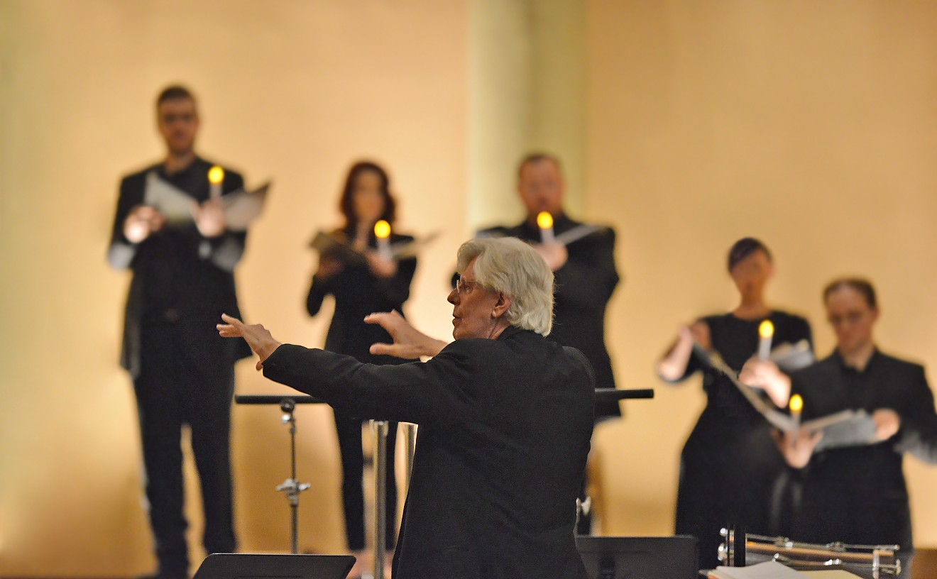 Houston Chamber Choir is this year's best local choir.