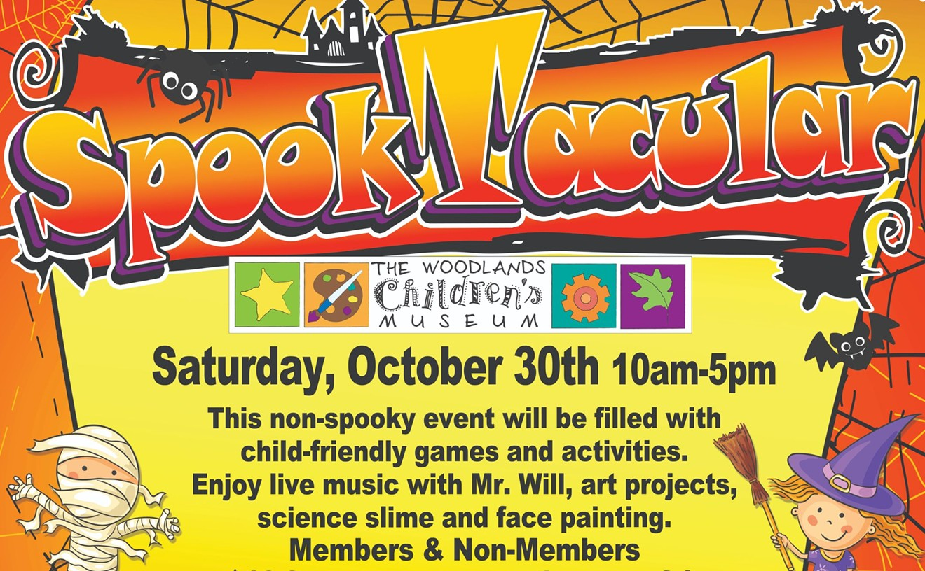 SpookTacular event for the little ones under 7.