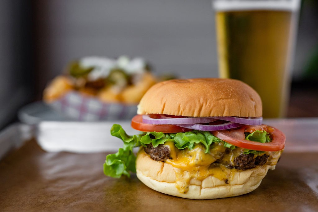 FM's signature burger will send you off to sweet, sweet dreams.