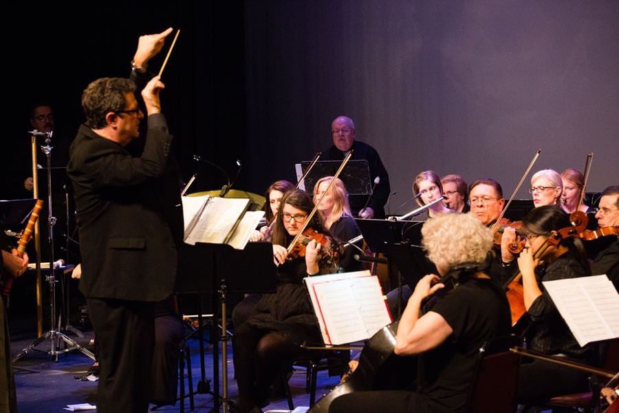 ECHO's membership is composed of amateur, retired, professional and semi-professional musicians who perform orchestral music in minimally priced public concerts and events.