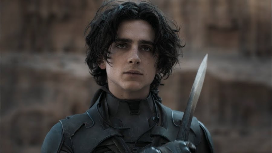 Paul Atreides will cut you if you don't get the jab.