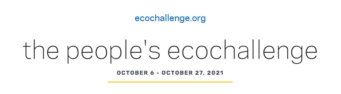 Peoples' EcoChallenge logo