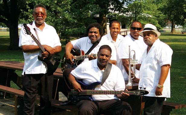 Blues Expression Band performs Thursday, Jan. 26, at 7pm at Bourbon Street.