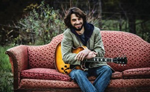 Chris Maxey and Friends play Norb Andy's on Sat., Dec. 6 from 8 p.m. to midnight.