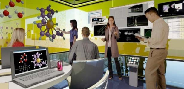 """Springfield School Superintendent Walter Milton says """"classrooms of the future"""" will be rooted in technology. - PHOTO COURTESY OF SHW GROUP"""