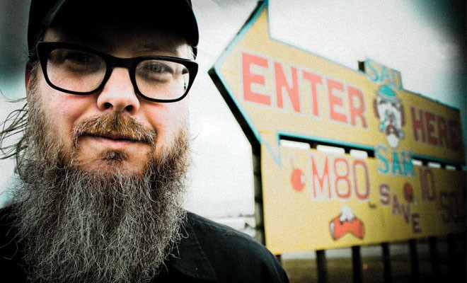 Otis Gibbs sings for his supper at Donnie's Homespun on Thurs., Aug. 21 at 7:30 p.m.