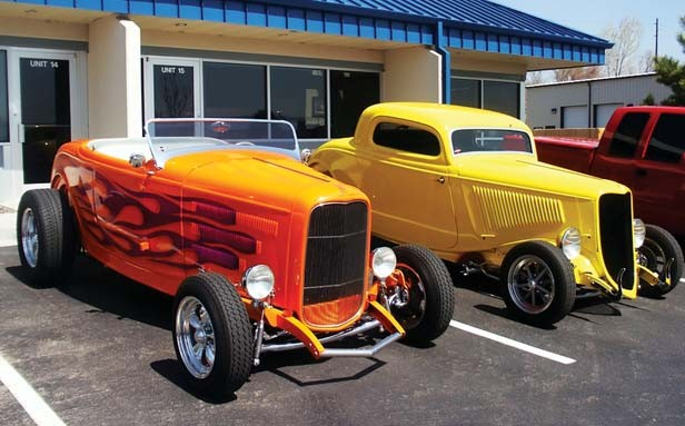 The 10th International Rte. 66 Mother Road Festival is a three-day free car show and street festival held Sept. 25 through 28.