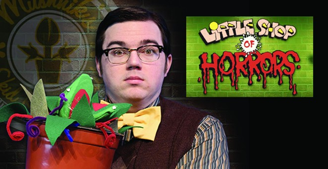 Little Shop of Horrors is June 1-3, 6-10 at The Muni Opera in Springfield