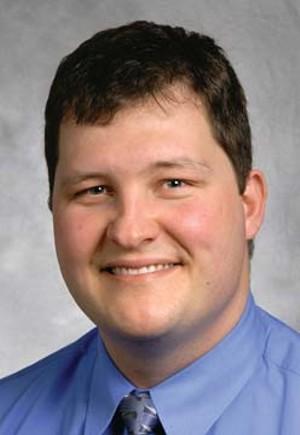 Dr. Joshua Ellison - COURTESY MEMORIAL MEDICAL CENTER