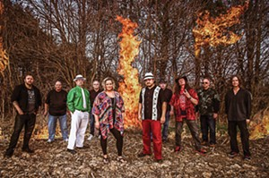 The Screamin Vatos play their final gig with a reunion celebration at the Curve Inn on Friday, Oct. 30, 6 to 10 p.m.