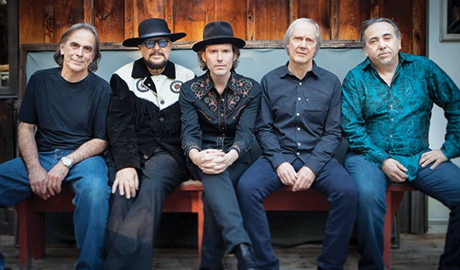 The Weight Band Oct 6, 8pm. Songs of The Band performed by former members of The Band or individuals directly connected to their legacy. sangamonauditorium.org. Sangamon Auditorium, UIS, 1 University Plaza, 206-6160.