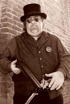 Moffett as Lincoln's bodyguard, Ward Hill Lamon.