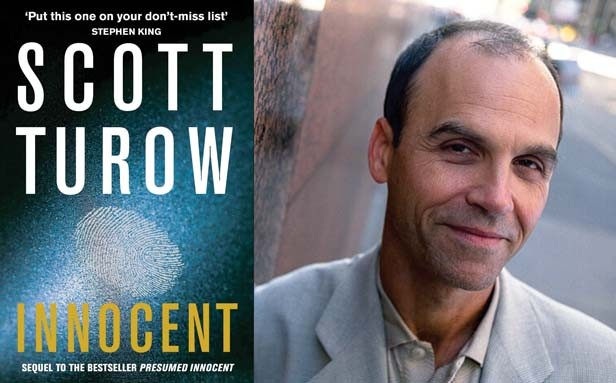 Innocent, by Scott Turow. Published by Grand Central Publishing, 2010. 656 pages.