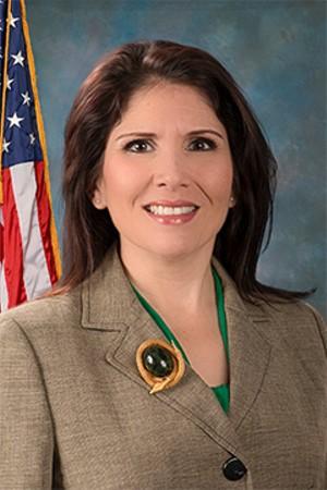 Illinois Lt. Gov. Evelyn Sanguinetti