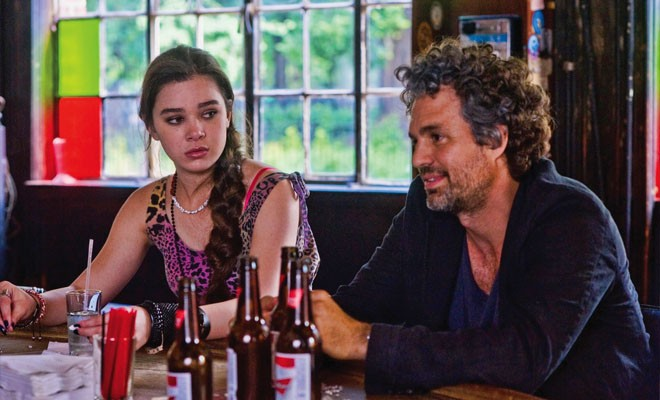 Mark Ruffalo in Begin Again.