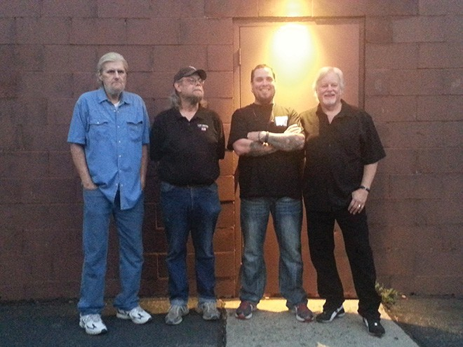 Those Fabulous Hoedads play the Capital City Bar & Grill, Sat., Nov. 16, 6 to 10 p.m.