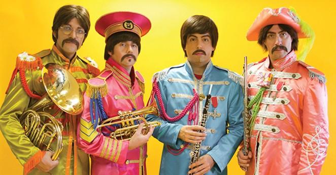 Beatles vs Stones: A Musical Showdown Jun 29, Hoogland Center for the Arts